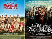 Gran Familia Española' acapara nominaciones Goya