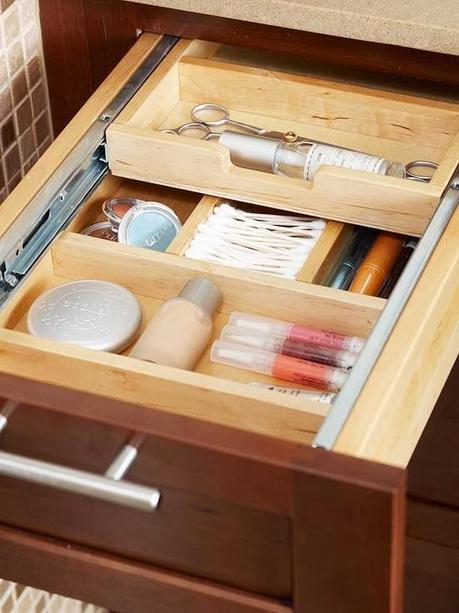 Soluciones de almacenaje para el ba o paperblog - Soluciones de almacenaje ...