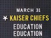 Kaiser Chiefs presentan otro adelanto nuevo álbum