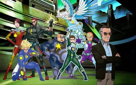 LO último de Stan Lee: Stan Lee's Mighty 7, trailer