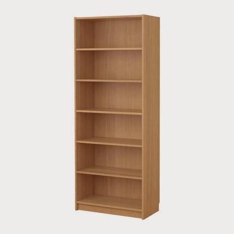 Ikea hack estanter a billy cortada por la mitad y forrada for Ikea estanteria billy con puertas