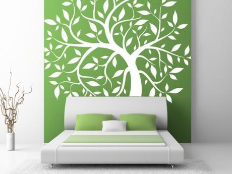 Lindos vinilos decorativos para tu dormitorio paperblog for Vinilos de dormitorios
