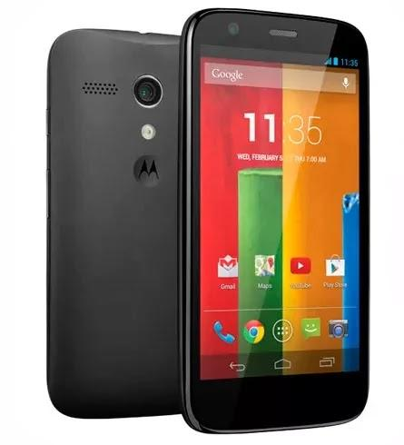 Motorola Moto G, manual y guia de instrucciones