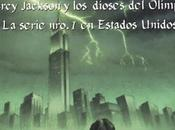 Reseña, percy jackson dioses olimpo