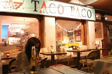 Taco paco un restaurante con mucho encanto en ibiza for Menaje restaurante