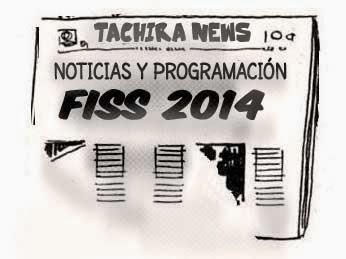 Front pages cómics - Fiss 2014 - Feria Internacional San Sebastián