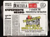 Expediente Negro: periodistas detenidos militares endemoniados