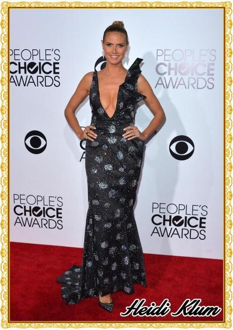 ENTREGA DE LOS PREMIOS PEOPLE¥S CHOICE EN LOS ANGELES