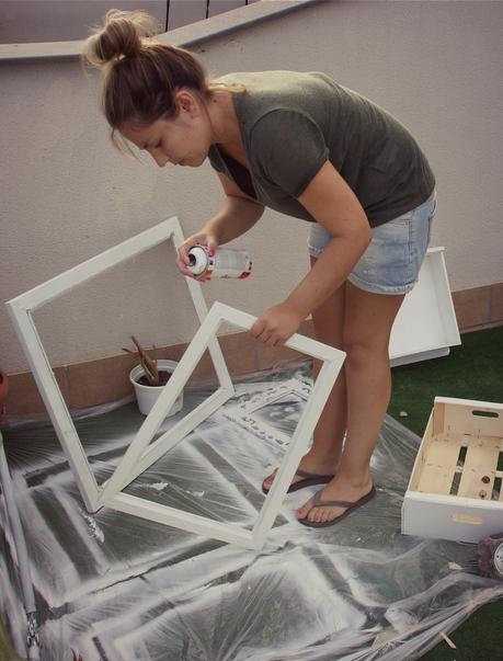 DIY: Photobooth para boda