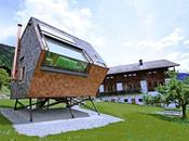casita madera gustaría nave espacial