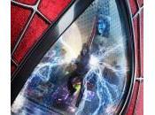 Versión para España últimos pósters publicados Amazing Spider-Man Poder Electro