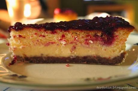 New York Cheese Cake, de Olimpia a America