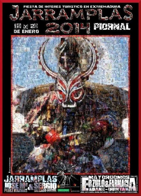 Programa y cartel Jarramplas 2014