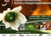 Congreso Internacional Nutrición Fisiología Vegetal Aplicadas, Mexico 2014