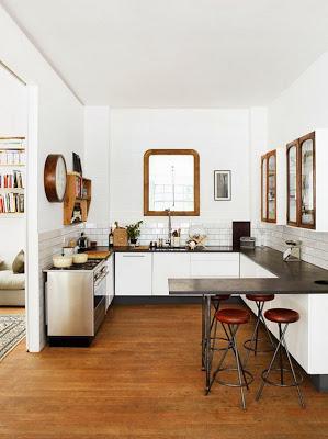 Fotos y dise o de cocinas peque as paperblog - Cocinas imagenes disenos ...