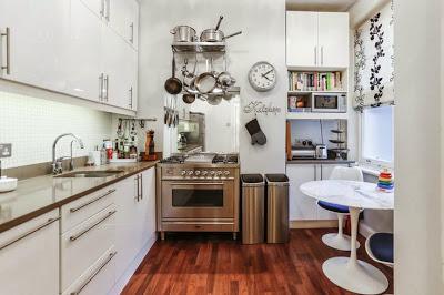 Fotos y Diseño de Cocinas Pequeñas - Paperblog