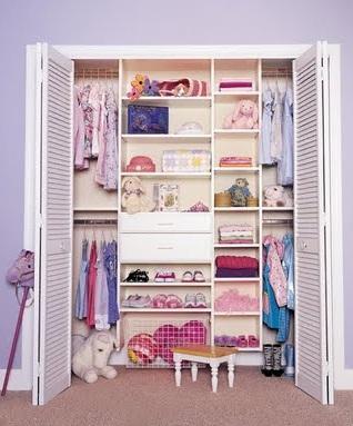 Dise os de closets modernos para ni os y j venes paperblog for Closets modernos para jovenes