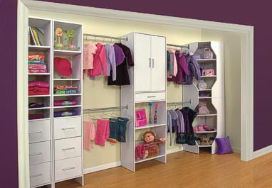 Dise os de closets modernos para ni os y j venes paperblog for Modelos de closets para dormitorios pequenos
