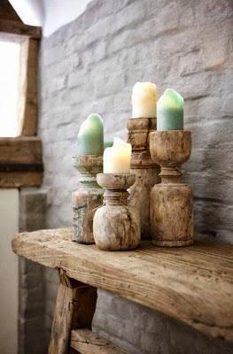 C mo decorar con velas paperblog - Como decorar con velas ...