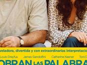 Crítica cine: 'Sobran Palabras'