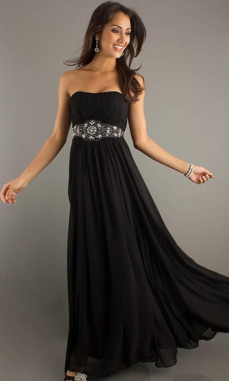 Vestidos para fiestas color negro