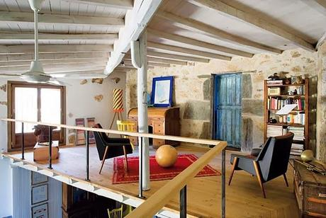 Rehabilitaci n antigua casa t pica gallega paperblog - Rehabilitacion de casas antiguas ...