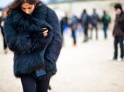 Street style inspiration: Faux Coats