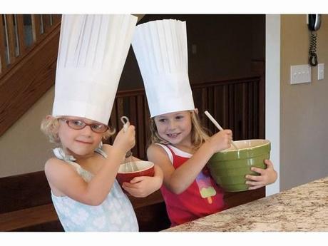 Как сделать поварской колпак своими руками