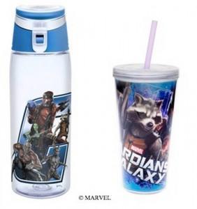 Vasos de los Guardianes de la Galaxia