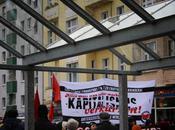 fotos amateur manifestación asesinato Rosa Luxemburgo Karl Liebknecht 1919