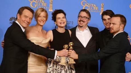 Ganadores de los Globos de Oro 2014 en cine y televisión
