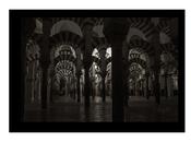 Mezquita Córdoba –Interior-