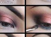 Maquillaje fiesta ojos ahumados