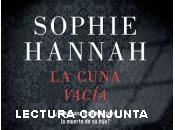 """Sorteo super exprés+lectura conjunta: cuna vacía"""", Sophie Hannah"""