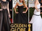 Alfombra roja premios golden globes 2014