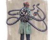 Extraños diseños usados Duende Verde Octopus Spiderman