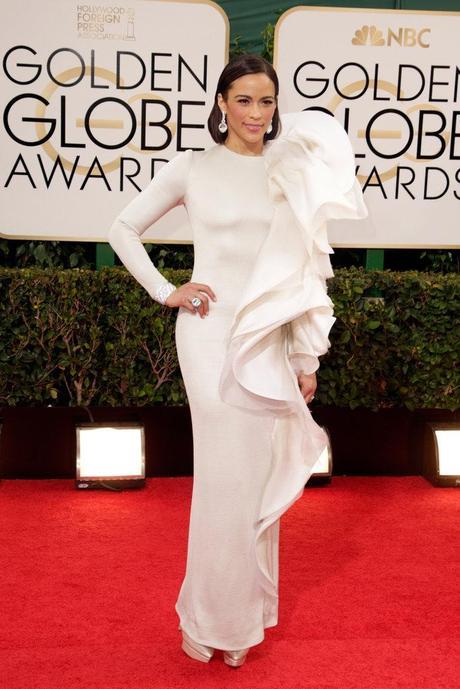 Peor Vestidas Globos de Oro 2014