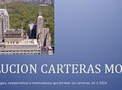 Evolución Carteras Modelo hasta Enero 2013