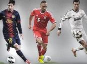 Cristiano, Messi Ribery. Hagan apuestas