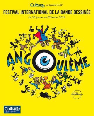 Festival International de Angoulême 2014