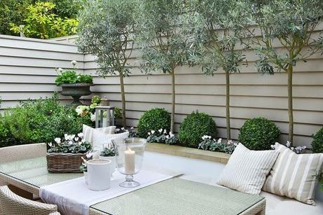 Patio rustico paperblog for Gartengestaltung olivenbaum