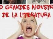 Reto Grandes Monstruos Literatura