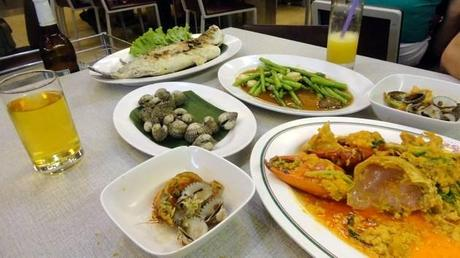 Restaurante Somboon Seafood