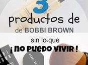 productos BOBBI BROWN puedo vivir
