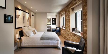 Apartamento con Exterior Rustico e Interior Moderno ...