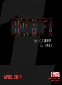Teaser de All-New Marvel NOW!: Bamf!
