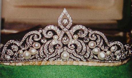 Tiara de la Condesa Wisborg