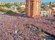 gran procesión Divina Pastora Barquisimeto