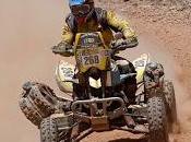 Ignacio casale mantiene punta quads gouet sube noveno puesto general motos