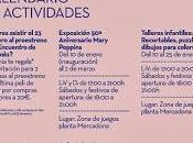 estado alli: exposición mary poppins centro comercial aragonia
